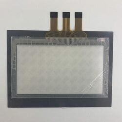 TP760-T сенсорный экран стекло + мембранная пленка для Xinje HMI ремонт панели ~ Сделай это самостоятельно, есть в наличии