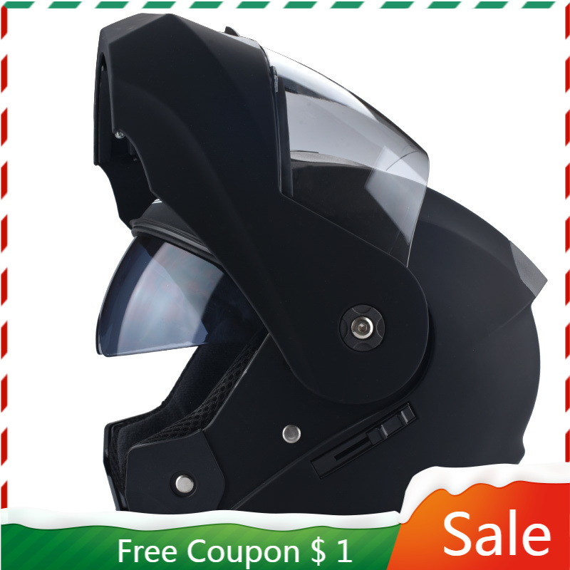 Casco De Moto todoterreno para montar, Integral, Homologado, para Casco De motocicleta