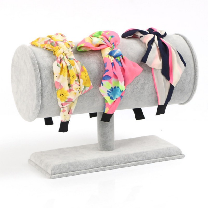 Hair Clip Display Storage Jewelry Display Stand Girl Woman Organizer Stand Holder Headband Hair Accessory