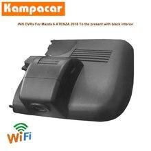 Car Dvr Dash-Cam Mazda M6-Estate-Sedan Camera Kampacar-Wifi 1 for 1080P MZD02-C Wagon