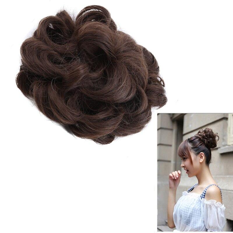 Разные цвета на выбор, модные стильные бигуди для волос, парик, бутон, эластичные резинки для волос, резинки для волос/Женские аксессуары