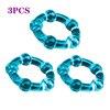 3PC Blue