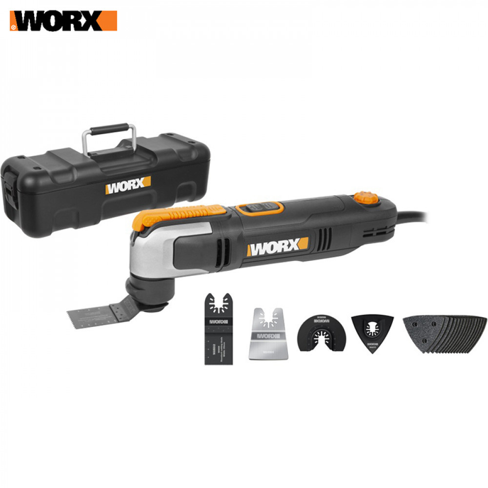 Electric Trimmer WORX WX686 Renovator Network Power Tool Wood Working