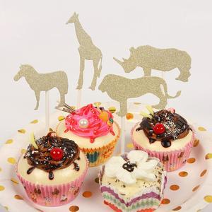 Image 4 - Topper สำหรับเค้กทำจากอะคริลิค Glitter เค้กวันเกิดแฮปปี้ Topper ตกแต่งแขวนแบนเนอร์ Baby Shower Wedding PARTY Supplies