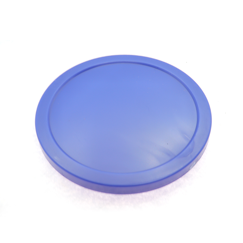 1PC Blue Air Hockey Table Pusher Puck 63mm 2-1/2
