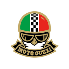 MOTO GUZZI Funny Car Stickers Bumper Motorcycle Helmet decal high quality KK Vinyl A4 Q3 Auto Decoration waterproof PVC