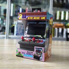 8Bit 4.3'' TFT Mini Retro Classic Wireless Handheld Game Console Micro Arcade Station Built-in 300 Games TV Output 2 Joysticks