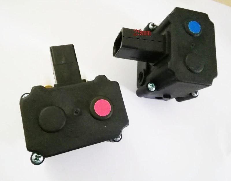 Valve de pompe à Air à bouche courte | Pièces de valve de compresseur de Suspension d'air pour BMW F01 F02 F11 F18 37206789450 - 6
