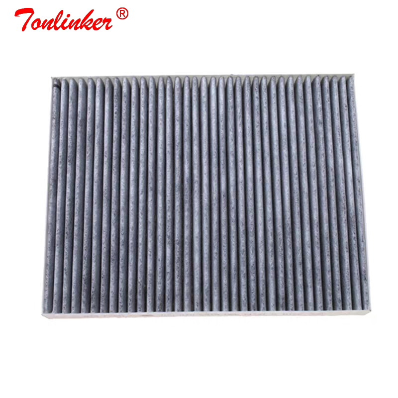 Image 3 - Cabin Filter 7H0819631 For Audi Q7 4L 2006 2015 3.0TDI 3.6FSI 4.2TDI Model 1Pcs Built in Carbon Air Conditioning  Filter-in Cabin Filter from Automobiles & Motorcycles