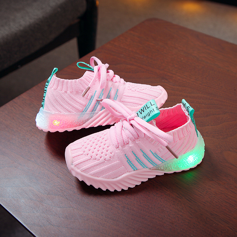 Fashion Baby Girls Cute Sneaker Boots Newborn Casual Shoes Children Non-slip Zipper Booties With Bow1-3Y