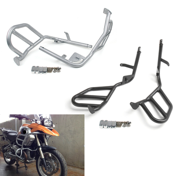 Artudatech Engine Guard Protector Upper Crash Bars For BMW R1200GS / ADVENTURE 2004-2012 R 1200 GS 2010 2011 image