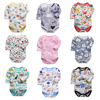 Baby's Colorful Patterned Summer Romper 1