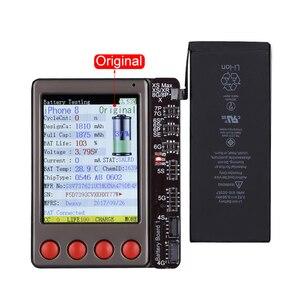 Image 3 - كابل بيانات اختبار جهاز اختبار بطارية ل فون XR XS XS ماكس X 8 8P 7 7P 6 6S 5 4S لباد الروبوت بطارية مدقق مفتاح واضح