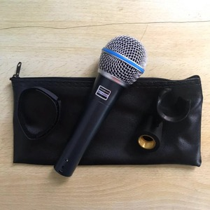 Image 3 - Cardioid Legendary Dynamic Vocal Karaok Handheld Wired Microphone SM58 SM58LC 58SK SM57 BETA58 BETA58SK BETA58LC BETA57 BETA87