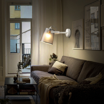 vintage led wall light led corridor  living room  bedside wall lights for home