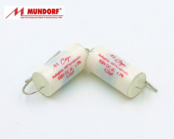 Mundorf MCAP Series MKP 0.1uf-330uf 250V-630V Frequency Divider Polypropylene Capacitor Free Shipping 2pcs/lot Fixed - discount item  14% OFF Passive Components