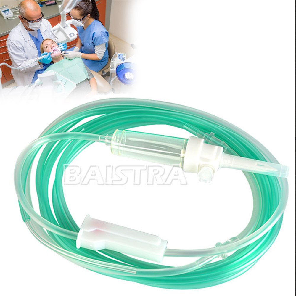 C Type Match WH Set Machinery Oral Irrigation Kit Irrigation Tubing Set For Irrigation Cooling During Implant Surgery