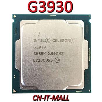 Intel Celeron G3930 CPU 2.9G 2M 2 Core 2 Thread LGA1151 Processor