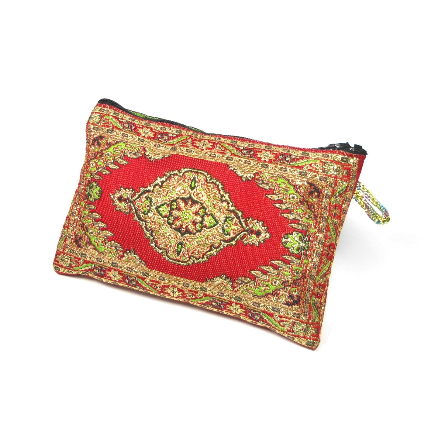 Wallet Purse Cosmetic Bag Turkish Stamping For Different Uses (15x9 Cm)