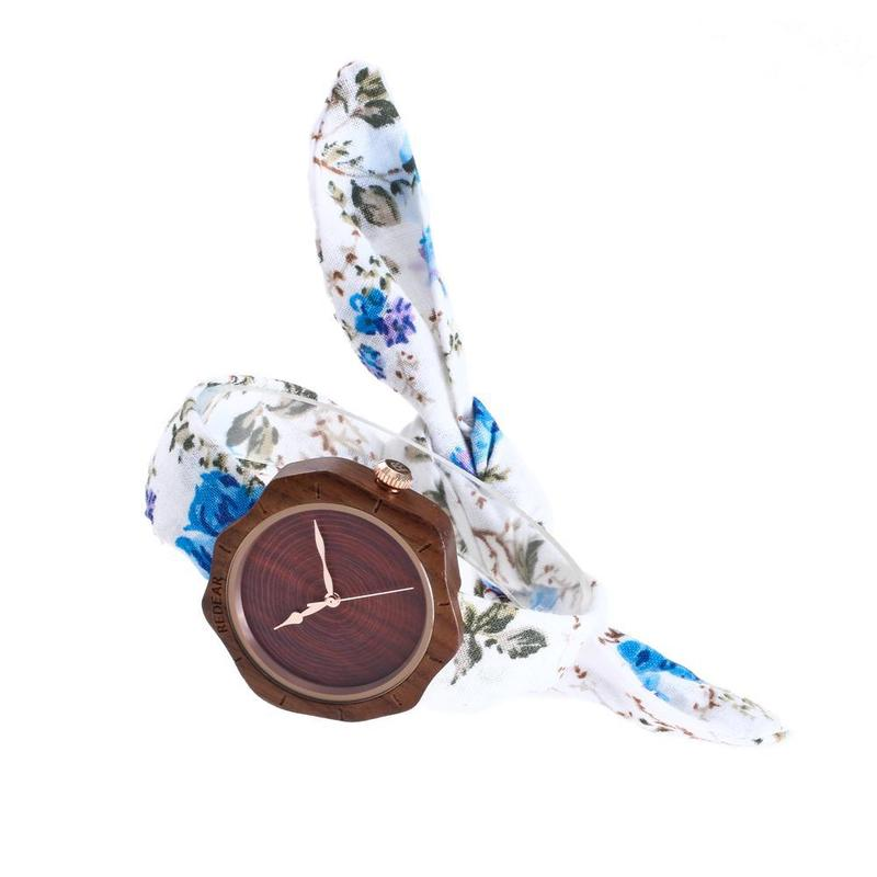 2019 Limited Fashionable Canvas With Quartz Watch Cross-border Electricity For Wooden Table Manufacturers Supply A Undertakes