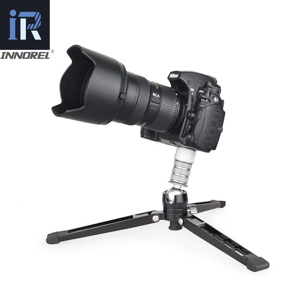 VM70K profesional Video Monopod Kit Unipod con cabezal fluido viaje trípode soporte para cámara DSLR videocámaras telescópicas Gopro - 2