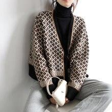 Новая мода весна 2020 женские свитера кардиганы для повседневное