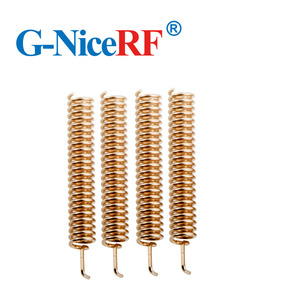 Image 2 - 30pcs/lot High quality spring antenna 433MHz helical antenna for wireless RF module free shipping