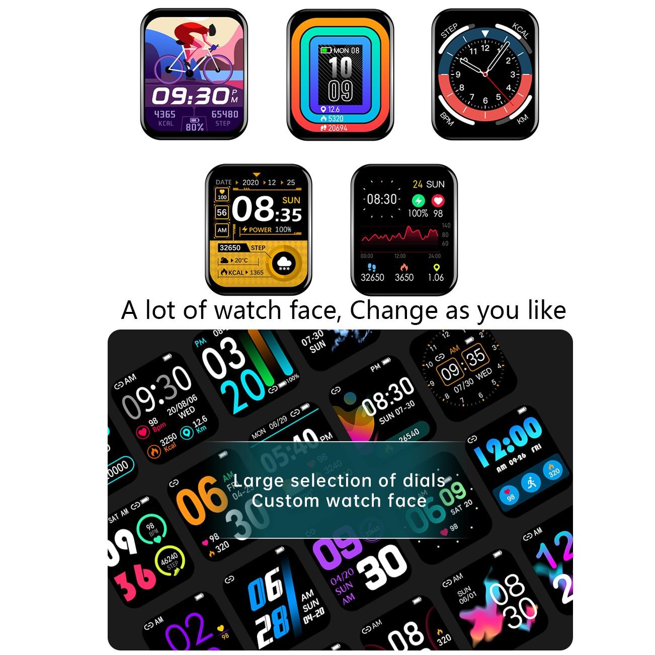 Reloj Inteligente Mujer Smartwatch Android Men 2021 Smart Watch Man Bluetooth Call Smartwatch Women For Xiaomi Reloj Inteligente Mujer Smartwatch Android Men 2021 Smart Watch Man Bluetooth Call Smartwatch Women For Xiaomi Mi Phone GTS 2