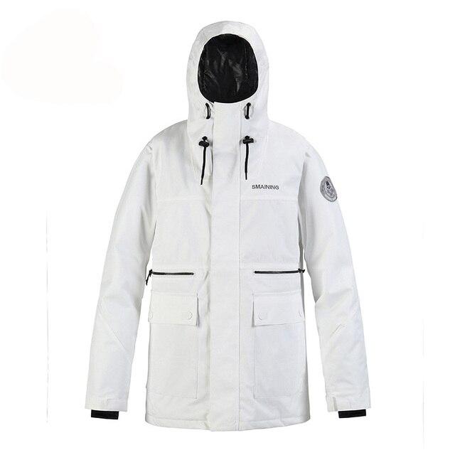 -30 Brand High Women's Snow Suit Wear Outdoor Sports Ski Costumes 15K Waterproof Snowboard Clothing Jacket Winter Coats Female 6