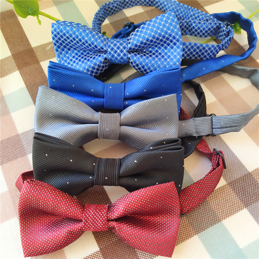 10 Cm X 5 Cm Children Bow Tie Baby Boy Bow Ties Kids Accessory Of Party And Performance Toddler Unisex Tie