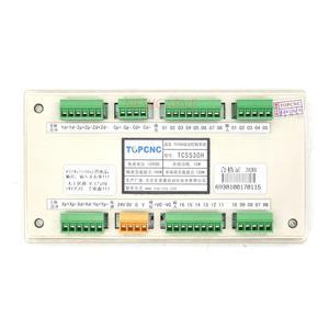 Image 3 - Контроллер кода G TC55H, USB Флешка 1 2 3 4 оси, панель управления шпинделем, MPG автономный фрезерный станок с ЧПУ, контроллер NEWCARVE