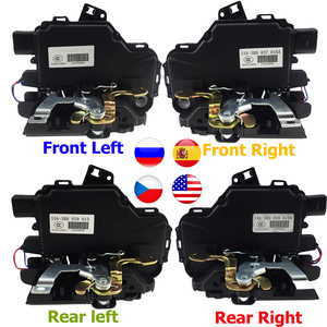 Image 2 - آلية تشغيل قفل الباب لـ VW /GOLF /BORA /PASSAT /LUPO MK4 جميع الجوانب الأمامية الخلفية اليسرى اليمنى UQ02 3BD837016A 3B1837016A