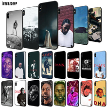 лучшая цена Q5 Kendrick Lamar TPU Phone Cover for Apple iPhone 6 6S 7 8 Plus 5 5S SE X XS MAX XR silicone Soft Case