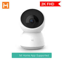 2020 Xiaomi WiFi Camera A1 2K 1296P HD Smart Webcam 360° Pan-tilt Night Vision Video Camera Baby Security Monitor for Mihome APP