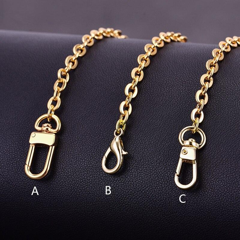 saco cinta de substituição de marca de luxo cintas de corrente