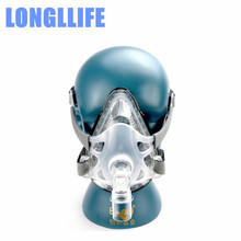 Longlife F1A Full Face Mask For CPAP Auto CPAP APAP Ventilator Respirator Anti Snoring Sleep Apnea CPAP Full Face Universal Mask
