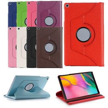 8,0 ''чехол для Samsung Galaxy Tab A 8,0, SM-T290, T295, T297, чехол с поворотом на 360 градусов, умный PU чехол для Samsung Tab A 8,0, T290