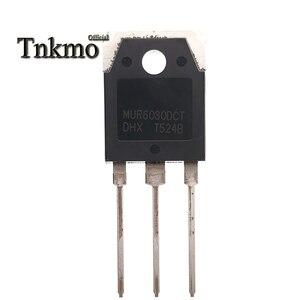 Image 3 - 10 pces mur6030dct to 247 mur6030 to247 6030 60a300v inversor máquina de soldadura ultra rápido diodo de recuperação novo e original