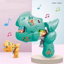 Дети динозавр модель игрушка звук свет электрический тираннозавр игрушки для детей подарки F3ME