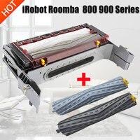Główna szczotka rolkowa moduł głowicy czyszczącej do iRobot Roomba 870 880 980 800 wszystkie serie części do czyszczenia próżniowego akcesoria w Części do odkurzaczy od AGD na