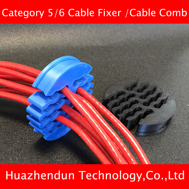 Thick Stronger category 5 category 6 Network Network Cable Comb Machine Wire Harness Arrangement Tidy Tools For Computer room