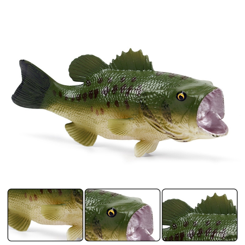 w3jf artificial realista peixe simulado modelo 04