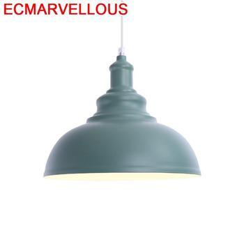 Techo Colgante Moderna Lustre E Pendente Para Sala De Jantar Loft Luminaire Suspendu Deco Maison Hanging Lamp Pendant Light