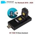 Neueste BY-T200 Reparatur Werkzeuge Set für Macbook T2 Daten Lesen oder Backup und Ändern Seriennummer von T2 Chip Von 2018 zu 2020 Jahr