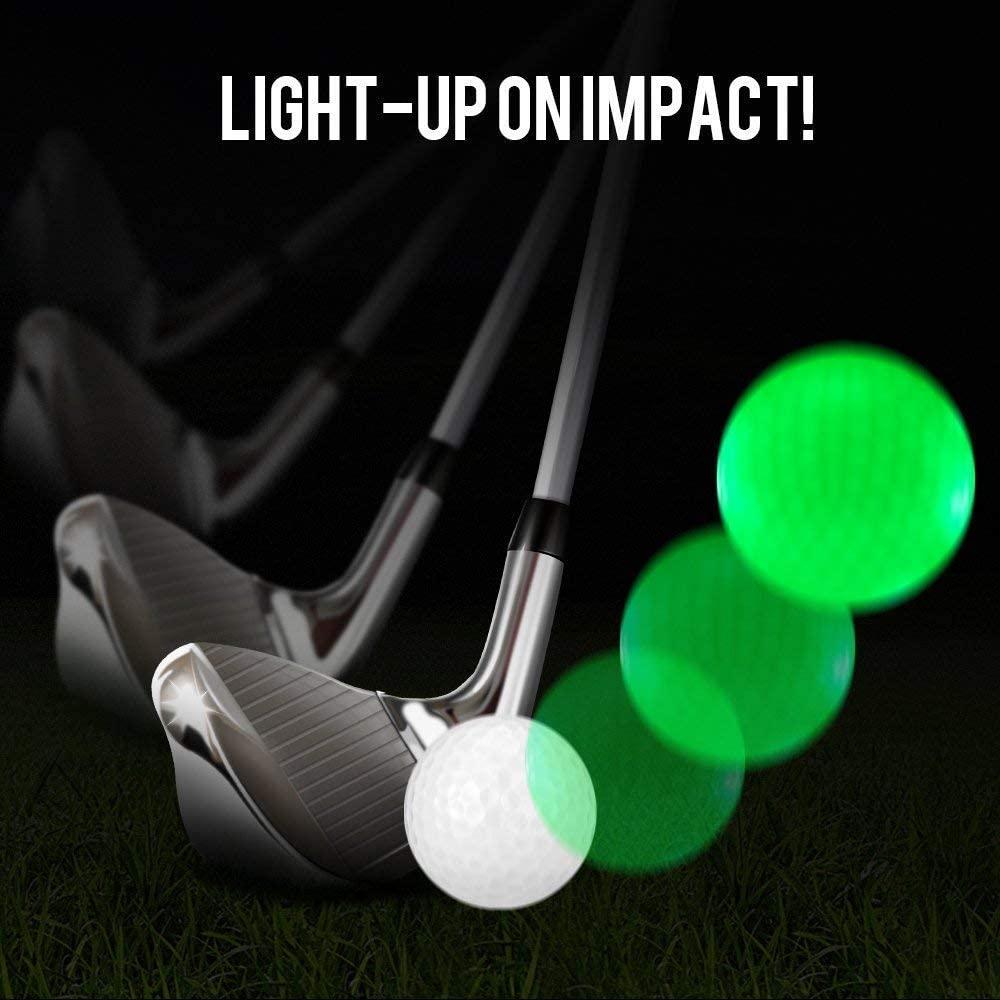 Waterproof Led Golf Ballls 6