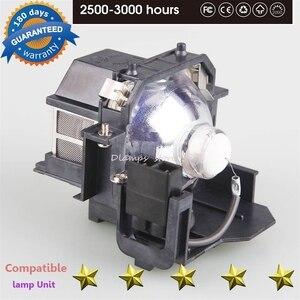 Image 3 - Módulo de lámpara de proyector de repuesto, alta calidad, para ELPLP42, EPSON, EMP 400W, EB 410W, W, EB 140, PowerLite 822, H330B