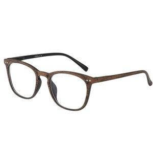 Image 5 - NYWOOH Photochromic Finished Myopia Glasses Women Men Imitation Wood Frame Student 1.56 Aspherical Lens Shortsighted Eyeglasses