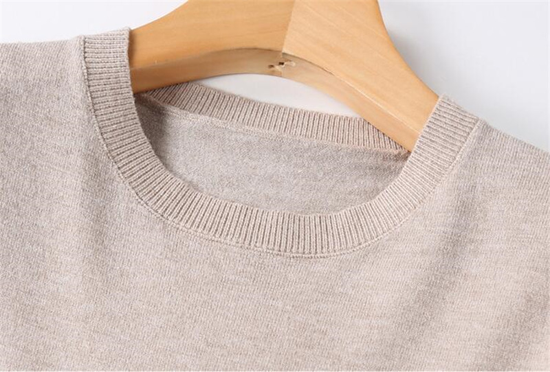 GCAROL 19 Fall Winter Candy Knit Jumper Women 30% Wool Sweater Soft Stretch OL Render Knit Pullover Knitwear S-3XL 29