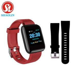 Image 1 - Smart Uhr Herz Rate Uhr Smart Armband Sport Uhren Smart Band Paar Smartwatch für Android Apple Uhr ios pk iwo