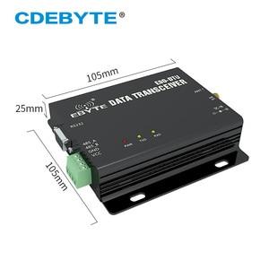 Image 2 - SX1262 SX1278 LoRa 5 W 433MHz RSSI relé módulo transceptor de Radio E90 DTU 400SL37 RS232 RS485 módem inalámbrico de transmisión de datos